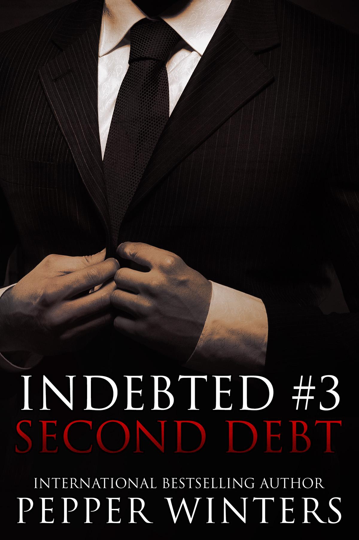 Resultado de imagen de Second Debt (Indebted #3) - Pepper Winters