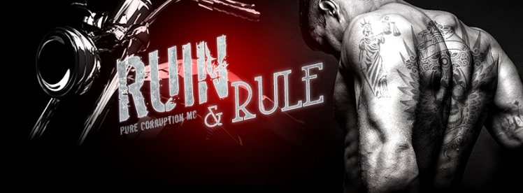 Ruin & Rule Red Facebook Cover Art