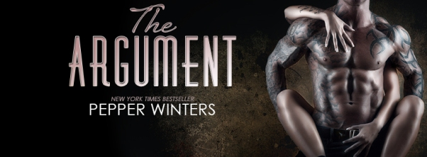 The Argument Facebook Cover Art