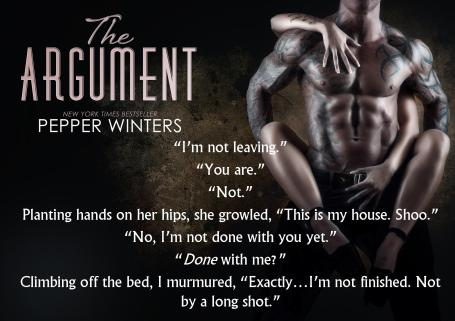 the argument teaser 2