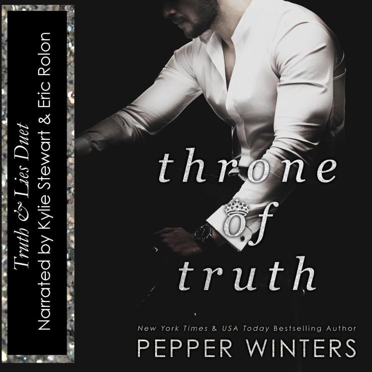 Throne audio cover